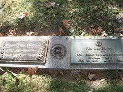 Iva Henry Lansdon (1888-1954) - Find A Grave Memorial