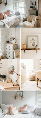 Elle's Modern Country Home. a light and airy guest bedroom ...