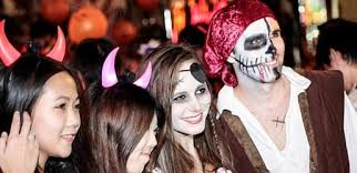 Awesome Put On Your Favorite Costume And Join Over 150,000 Visitors At Lan Kwai  Fong, One Of The Largest Outdoor Hot Spots, For Halloween Partying!