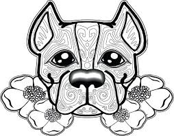 Free Coloring Pages Dogs Camelliacottageinfo