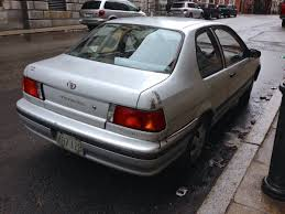 CC Capsule: 1991 Toyota Tercel DX – Sub-Corolla Syndrome