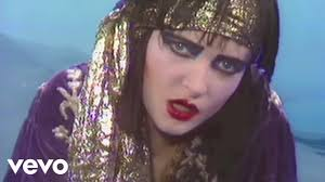 <b>Siouxsie And The Banshees</b> - Arabian Knights (Official Video ...