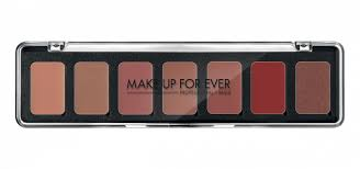 make up forever 7 rouge artist palette 7 lipstick palette