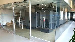 glass door mag lock