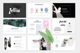 Design Ideas On Google Slides Zellisa Google Slide Presentation Drag Easy Drop Tons