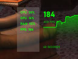 how to show fps counter gaming pc builder
