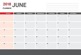 Schedule Table Maker June 2018 Calendar Planner For Office Table Calendar 2018