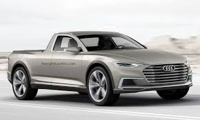 "Audi Pickup Truck Dubbed An ""Interesting Addition"" by Audi Australia ..."