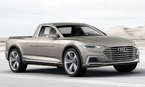 "Audi Pickup Truck Dubbed An ""Interesting Addition"" by Audi Australia ..."