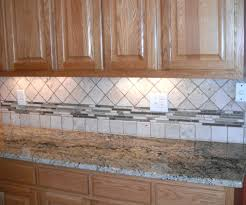 Black Granite Countertops With Tile Backsplash Amazing Backsplash For Black Granite Countertops And White Cabinets Kitchen