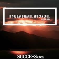 Dream To Success Quotes
