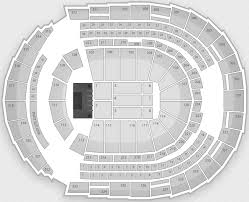 Bridgestone Arena Seating Chart Virtual 20 Abiding Bridgestone Arena Nashville Map