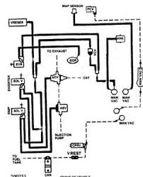 need vacuum hose diagram for 1989 mercury grand marquis fixya this is the vacuum diagram for the 1989 grand marquis ls 5 0l non federal and non california