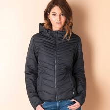 Women's Only Womens Dorit Quilted Hooded Jacket | Get The Label & Womens Dorit Quilted Hooded Jacket Adamdwight.com