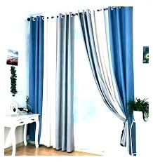 blue striped shower curtain navy and gray curtains tan brown curtai