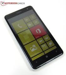 Test Nokia Lumia 625 Smartphone ...