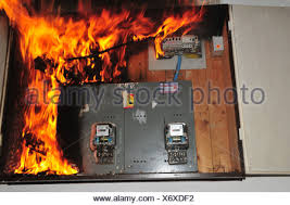 a fire broke out in a household electrical fuse box flames consumed fuse box fiesta 2013 a fire broke out in a household electrical fuse box flames consumed the board photographed