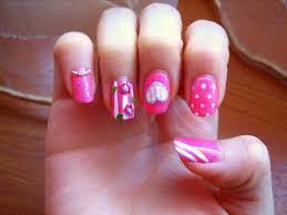 Pink Nail Art Designs – Acrylic Nail Designs
