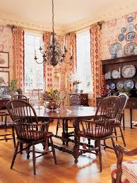Red Dining Room Chairs Rooms Viewer Hgtv
