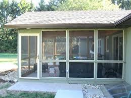 diy screen porch kits portable screen porch mosquito net curtains door repair 8 diy aluminum screen