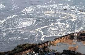 Tsunami waves observed, Hawaii in ...