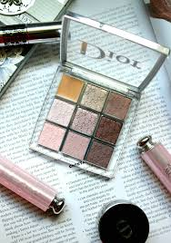 dior backse eyeshadow palette review cool tone i dreaminlace dior