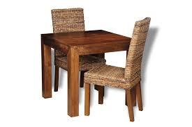 dakota 80cm dining table 2 havana chairs