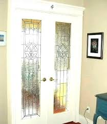 stained glass interior doors stained glass stained glass internal doors interior french door handle stained glass