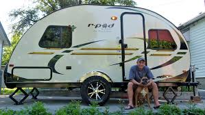 Small Car Camper Summer Trend For Rv Camping Travel Trailers Rolling Homes
