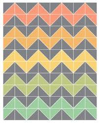Chevron Quilt? | Chevron quilt, Triangles and Craft & Free Chevron Quilt Pattern | ... free time to get this started. Here Adamdwight.com