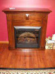 lexington infrared electric fireplace mantel in empire cherry electric fireplace mantel ideas