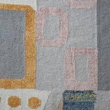 tile wool kilim rug maple sugar west elm aquamarine