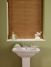 bathroom blinds. wood blinds for bathrooms bathroom