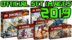 LEGO 2019 Ninjago Legacy Sets - Official Images Released - NEW 2019 lego -  YouTube