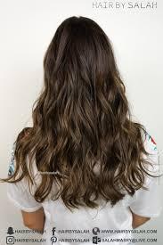 Light Hazelnut Brown Hair Color Hazelnut Balayage Brown Hair Hair By Salah