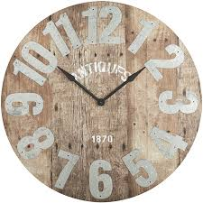 full image for stupendous rustic wall clocks large 5 rustic wooden wall clocks images oversize aged