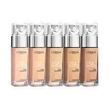 L Oreal True Match Shade Chart Face Makeup