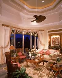 Palm Tree Decor For Living Room Valance Ideas In Living Room Tropical With Palm Tree Columns