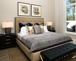 transitional bedroom furniture. Transitional Bedroom Furniture Medium Tone Wood Floor And Brown Photo In With Beige E