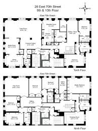 527 best floor plans images on pinterest architecture, house House Plans With 3 Car Garage Apartment 28 east 70th st fl 9 10 condo apartment sale in lenox mansion floor planshouse 3 Car Garage with Apartment Floor Plans