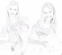 Maggie E Bianca Disegni Da Stampare E Colorare