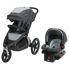 graco relay connect jogging stroller travel system