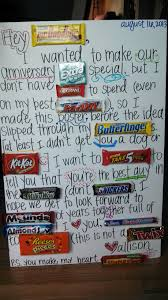 Ben S Candybar Poster My Creations Pinterest Anniversaries