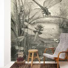 Wallpaper On Rolls Naturalis Originals Behang Muurposters