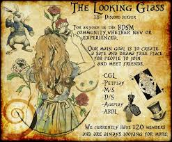 The looking glass bdsm