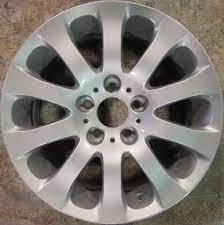 BMW 59582SR OEM Wheel | 36116775597 | OEM Original Alloy Wheel