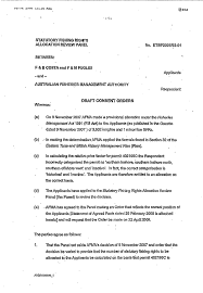 department of agriculture and water resources f b costa and f this is an image of a draft consent order between f b costa and f