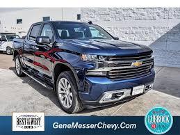 New Chevrolet Silverado 1500 (Northsky Blue Metallic) For ...