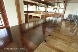 Large Oak Dining Table Seats 10 Long Dining Table Dining Room Interesting Dining Room Furniture