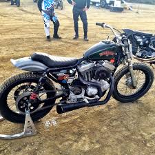 so you have seen the movie on any sunday and think flat track